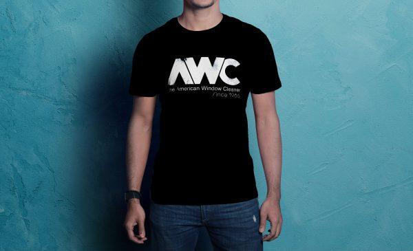 Black AWC since 1986 shirt